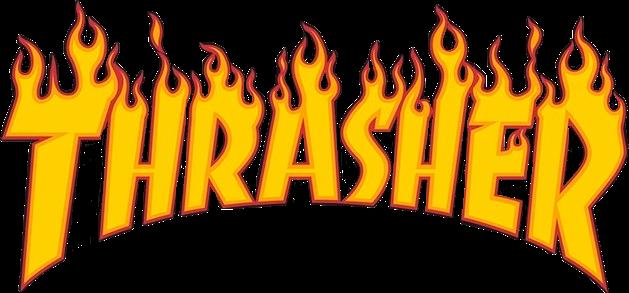 #Thrasher #sticker #usemysticker #skateboarding #skate #xgames #skateboardstickers #freetoedit
