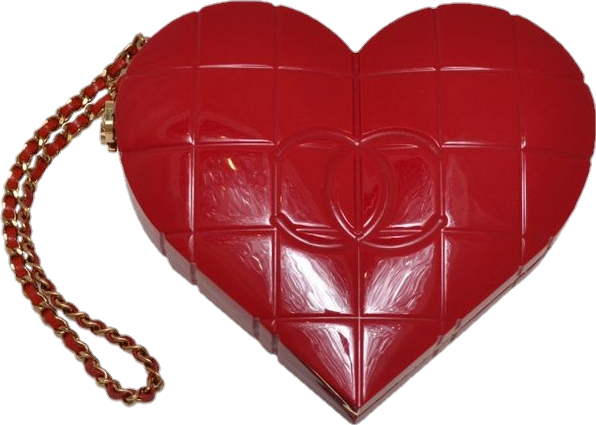 #heart #handbag #purse #wallet #accessories #red #aesthetic #freetoedit