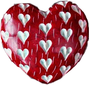 #heart #hearts #red #white #love #valentinesday #freetoedit
