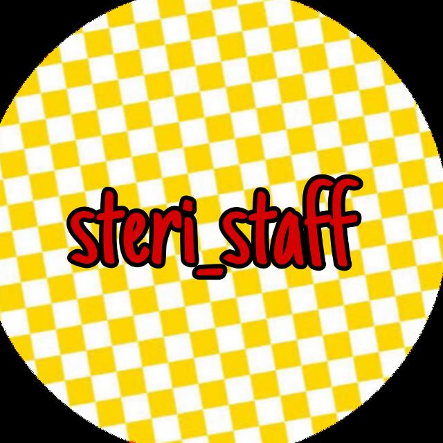 #steri staff