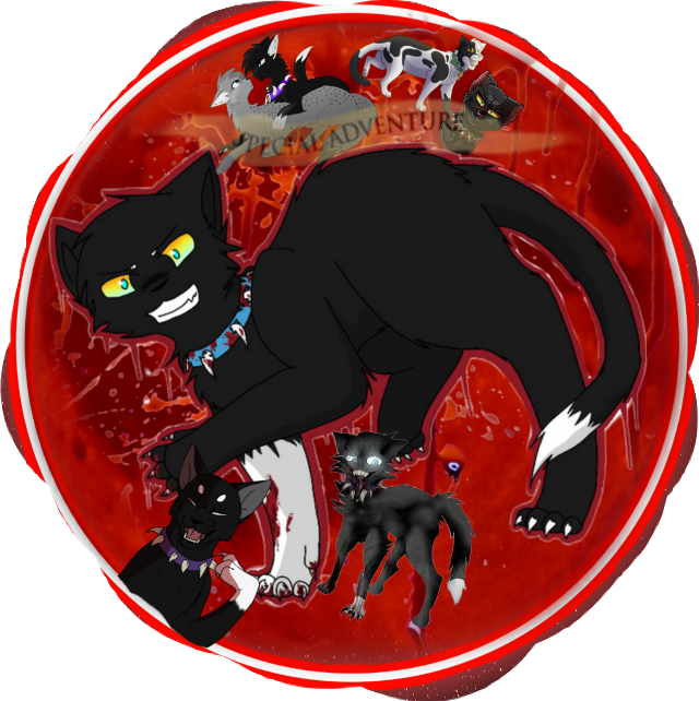 #warriorcats #scourge #cat #warrior #bloodclan