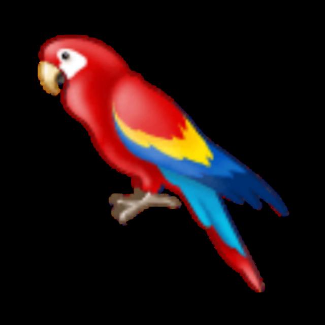 #parrot #bird #emojis😛