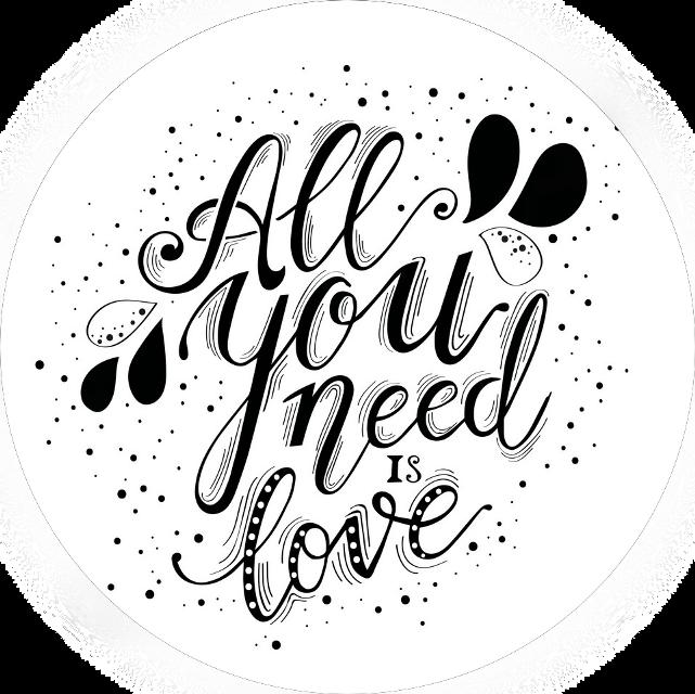 #allyouneedislove #love  #freetoedit