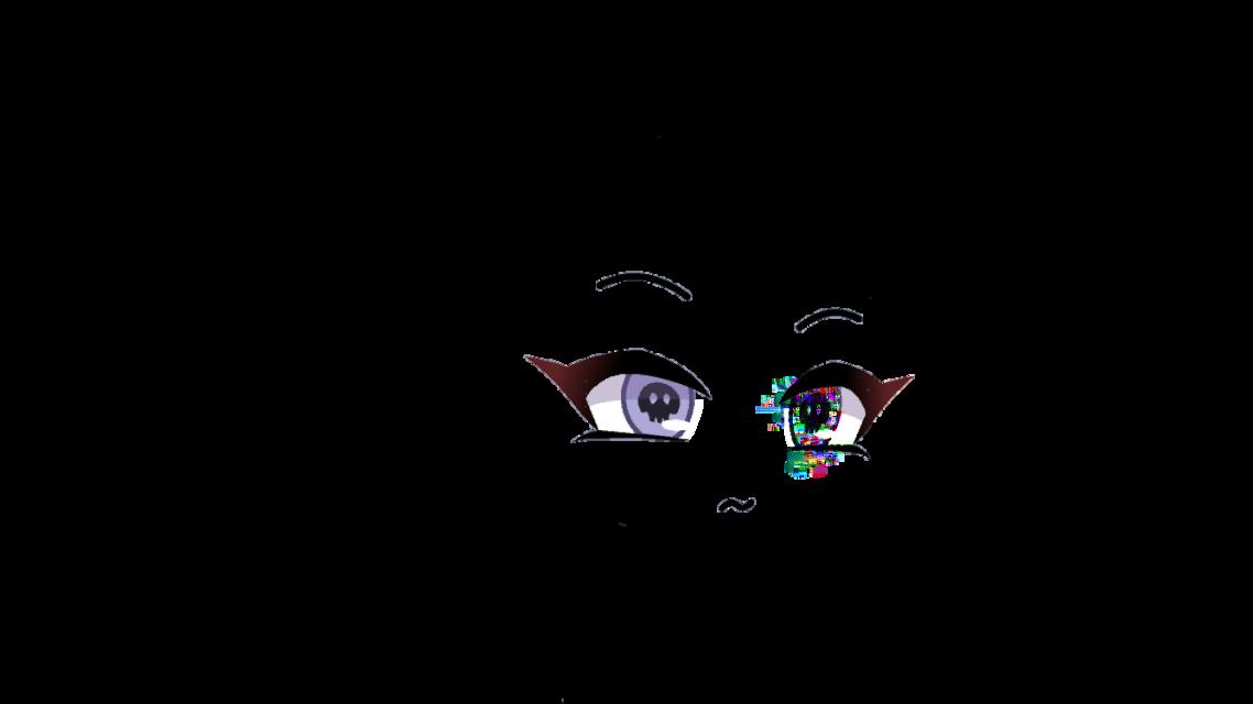 #gacha #eyes #glitch #gachaeye #gachaeyes #freetoedit