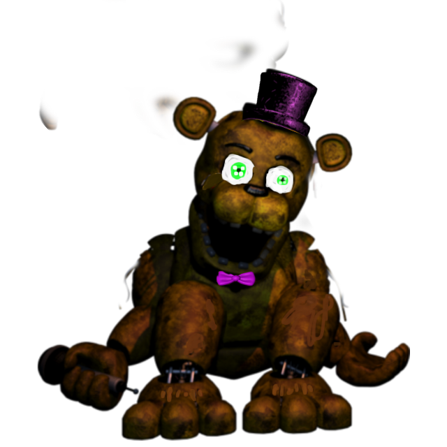 #   Fred bear