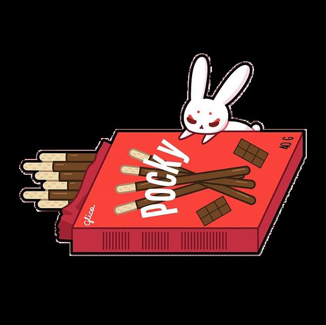 #pocky #chocolate #freetoedit