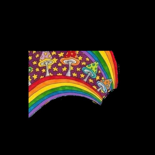 #vintage #retro #retroaesthetic #mushroom #vsco #vintageaesthetic #rainbow #rainbowaestheticseries #vscorainbow #freetoedit