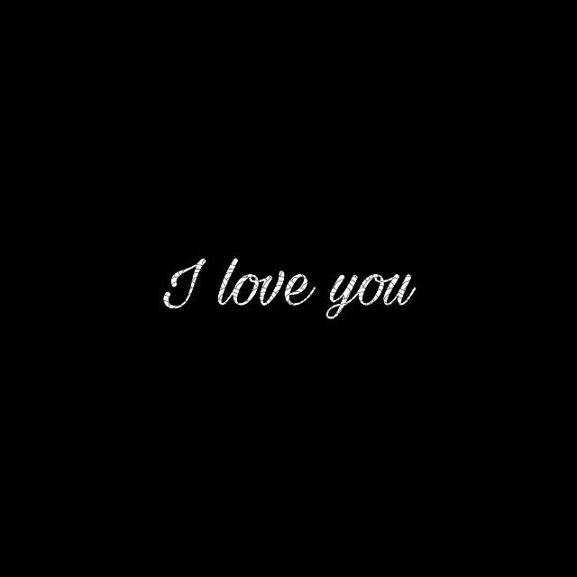 #i #love #you #iloveyou #iloveu #i_love_you #lovely #shadow #freetoedit