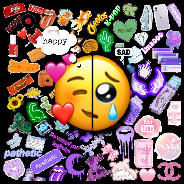 #sad #happy