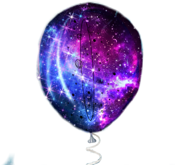 #galaxy #balloon