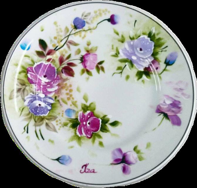 #prato #porcelana #pratodeflores #flores #flowers #rosas #roses