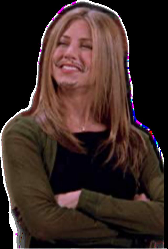 #rachel #rachelgreen #jenniferaniston #friends #90s #freetoedit