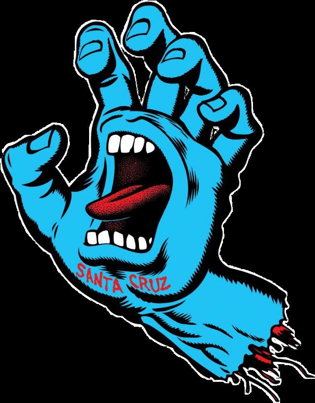 #skateboarding #skateboard #skateboardingbrand #brand #santacruz #xgames #interesting #sticker #usemysticker #logo #hand #skaterboy #skatergirl #skaterlife #freetoedit