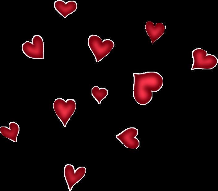 #hearts #redaesthetic #freetoedit