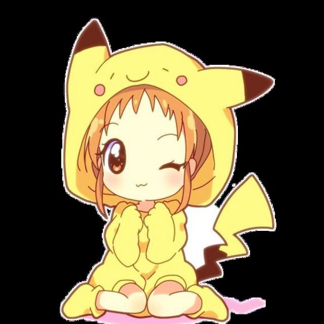#freetoedit#pikachukawai#cute