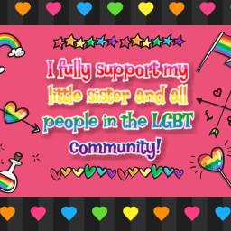 lgtb friends family rainbow pride