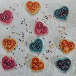 freetoedit cookies hearts heartshaped heartcookies