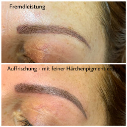 permanentmakeup longtimeliner augenbrauen eyebrows brandenburg