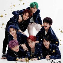 bts corea kpop pelo colores