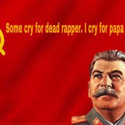 stalin slav comunism sad