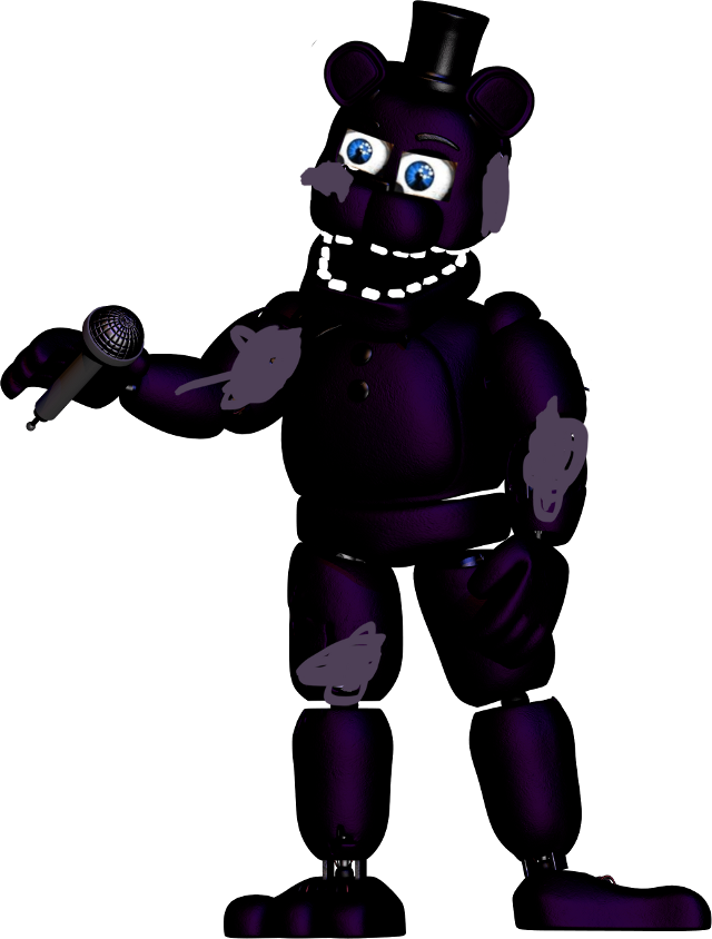 #unwithered shadow freddy