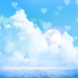 freetoedit background heartbackground love cloudsbackground
