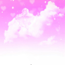 freetoedit background heartbackground cloudsbackground sky