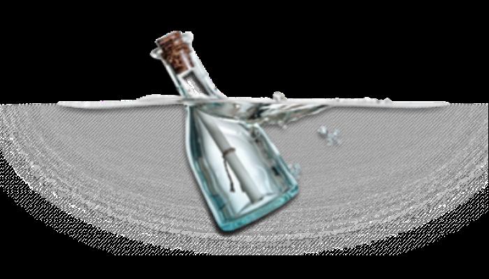 #blue #tumblr #sticker #stickers #trend #trendy #water #bottle #bottle #paper #message #messageinabottle #paige #page #paiges  #magic #ocean #sea #glass #freetoedit