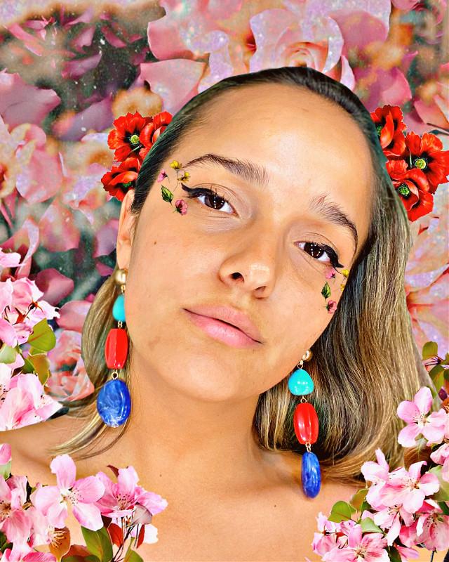 #freetoedit #collage #flowerpower