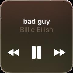 badguy billieeilish billie music freetoedit