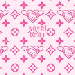 little brat wallpaper cute kawaii