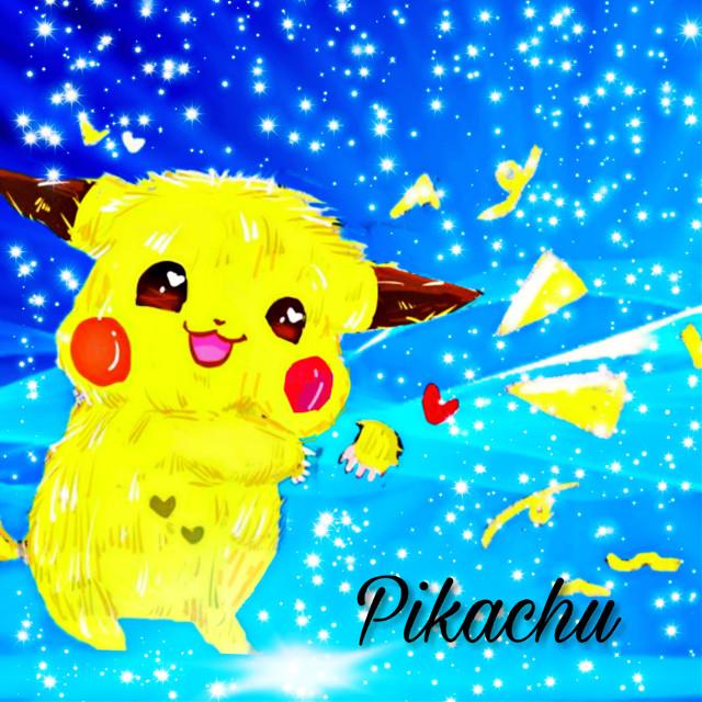 #freetoedit  #pikachu
