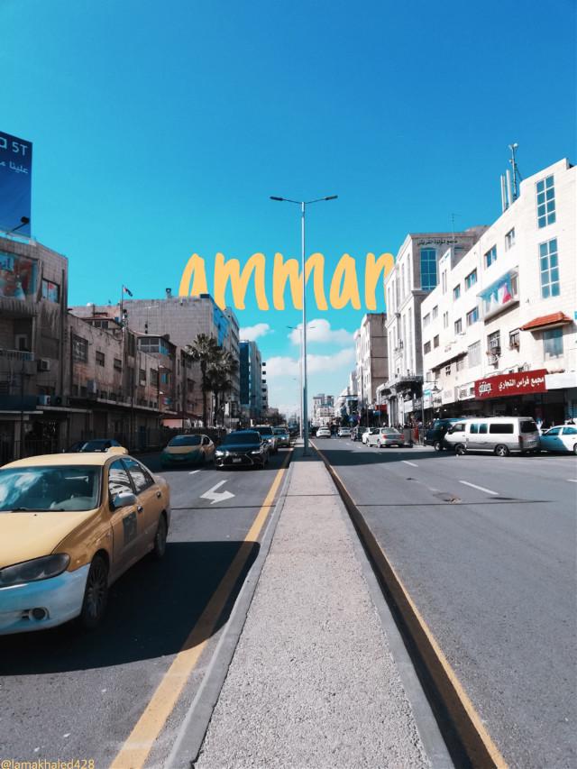 #freetoedit  #amman #city #cars #sky #clouds #photography #myphotography #myedit #jordan #taxi #street #buldings #blue #sunshine #morning #hopeyoulikeit #remix #remixit 🌸✨