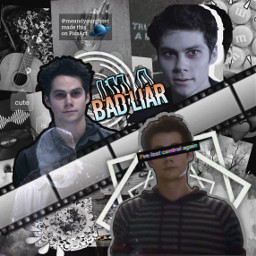 stiles teenwolf complex dylanobrien freetoedit