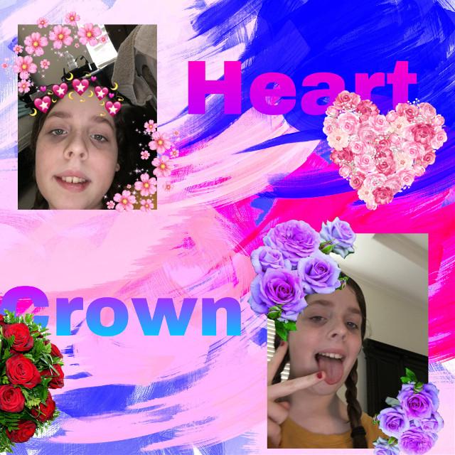#heartcrown  #freetoedit