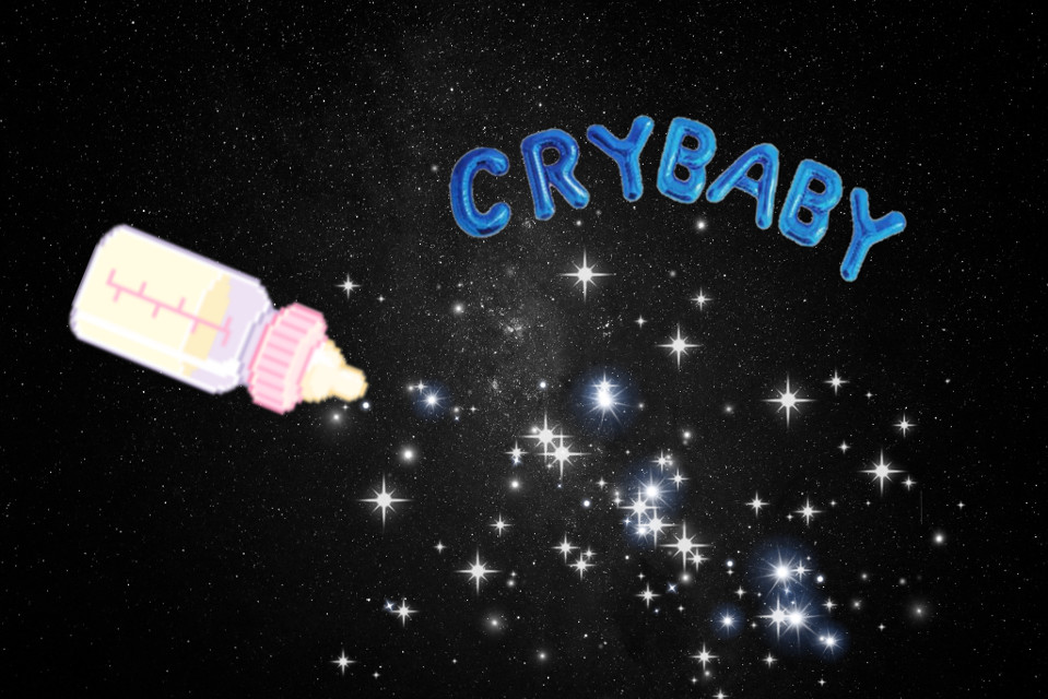 #crybaby #inspiration #freetoedit