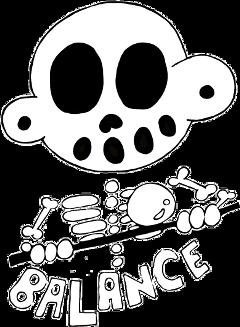 zanoskull balance skeleton skull roxzano freetoedit