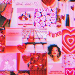 collage wallpaper background valentinesday valentines freetoedit