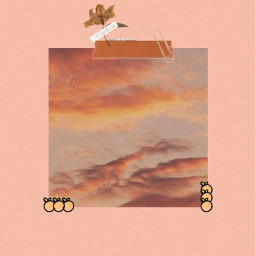 wallpaperbyme wallpapertumblr peach🍑 peachaesthetic orangeaesthetic freetoedit