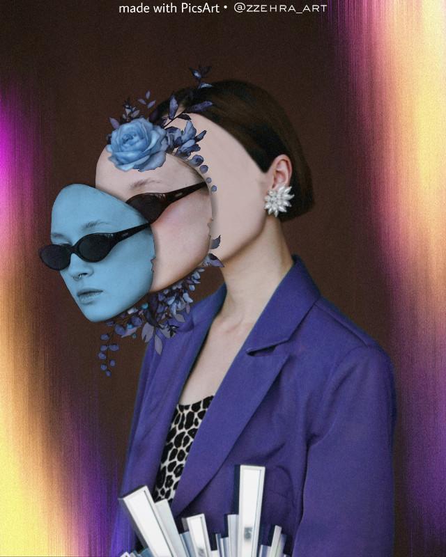 #women #surreal #face #portrait #madewithpicsart #freetoedit
