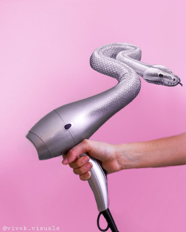 I need this hairdryer ✌️😂   #freetoedit