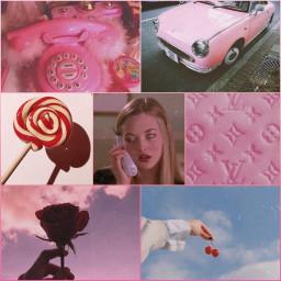 pink aesthetic cherry lollipop freetoedit ccvalentinesdaymoodboard valentinesdaymoodboard
