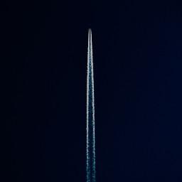 airplane sky airline minimal myoriginalphoto