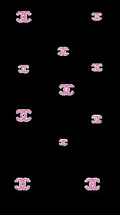 chanel pink background overlay aesthetic freetoedit