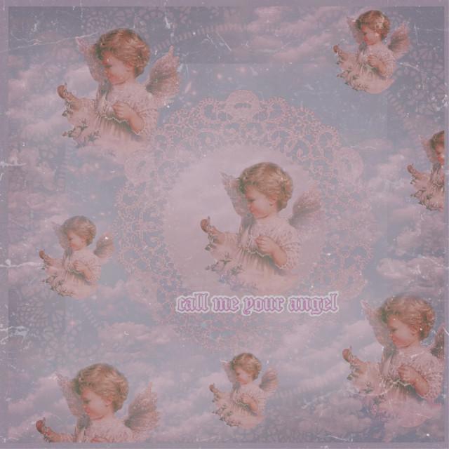 #freetoedit #background #angelaesthetic #aesthetic #backgroundedit #cherub #cherubs