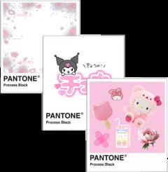 pink aesthetic pantone soft baby freetoedit
