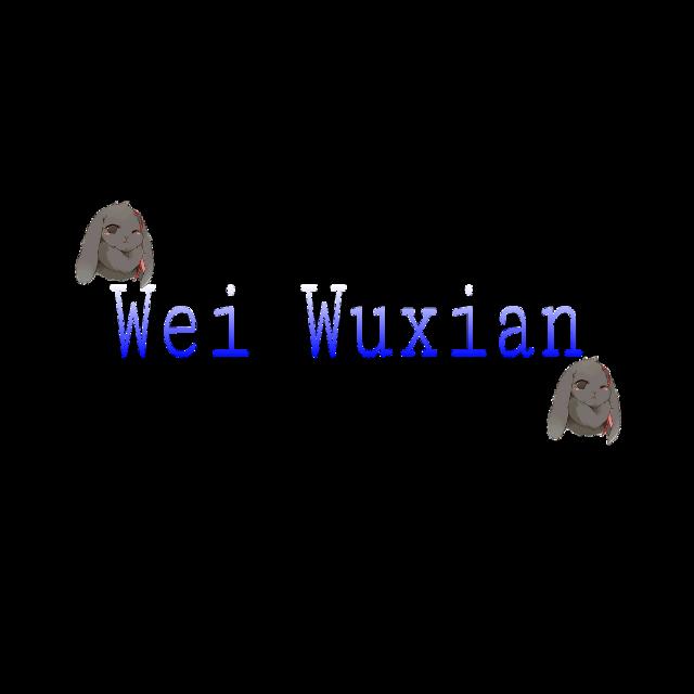 #weiwuxian #modaozushi