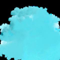 big cloud clouds blue sjy freetoedit
