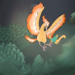 art pokemon thistookforever moltres dragonite notfreetoedit