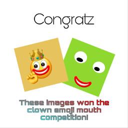 freetoedit congratulations imgurditsch images clown